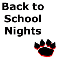 HWES Back to School Night Information